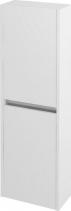 Sapho NIRONA skříňka vysoká 40x140x20cm, 2x dvířka, levá/pravá, bílá NR450