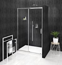 Gelco SIGMA SIMPLY sprchové dveře posuvné 1000 mm, čiré sklo GS1110