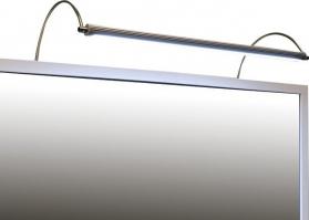 Sapho FROMT TOUCH LED nástěnné svítidlo 47cm 7W, dotykový sensor, hliník ED547