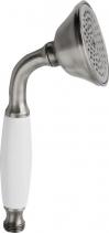 Sapho EPOCA ruční sprcha, 220mm, nikl DOC108