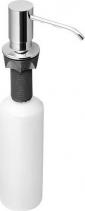 Sapho Zápustný dávkovač mýdla, kulatý, chrom SP023