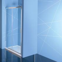 Polysan EASY LINE sprchové dveře 1300mm, čiré sklo EL1315