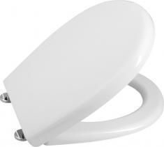 Isvea SENTIMENTI WC sedátko (pro WC se Smartfixplus), duroplast, bílá 40D30100I-S