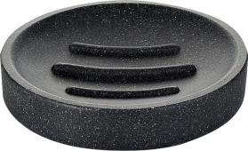 Ridder STONE mýdlenka na postavení, černá 22010310