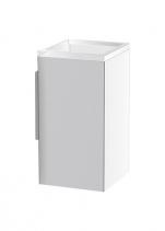 Sapho QUELLA sklenka, systém uchycení Lift a Clean, chrom QE504