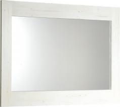 Sapho BRAND zrcadlo 1000x800x20mm, starobílá BA057