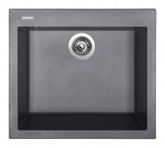 Granitový dřez Sinks CUBE 560 Titanium TLCU56050072