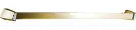 Sapho SOUL CRYSTAL držák ručníků 750 mm, zlato 165001