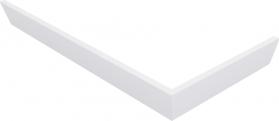 Polysan VARESA 120x80 rohový panel, levý 71700