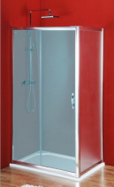 Gelco SIGMA boční stěna, 700 mm, sklo Brick SG3677