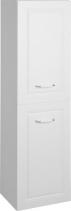 Aqualine FAVOLO vysoká skříňka košem 40x150x31cm, bílá mat FV160