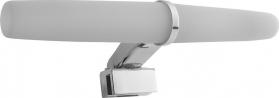 Aqualine EVA 2 LED svítidlo, 6W, 233x33x87mm, chrom E26900CI