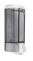 Sapho MARPLAST dávkovač tekutého mýdla 800ml, bílá 562