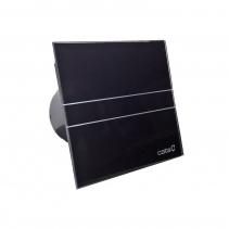 Cata E-100 GBT koupelnový ventilátor axiální s časovačem, 8W, potrubí 100mm, černá 00900502