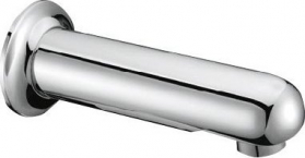 Sapho LUKA nástěnná výtoková hubice, chrom LK49