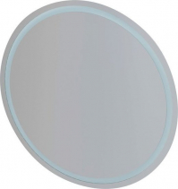 Sapho REFLEX kulaté LED podsvícené zrcadlo, průměr 670mm RE067