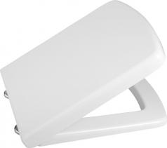 Isvea SOLUZIONE, PURITY WC sedátko, duroplast, bílá (40S30100E) 40S30100I