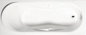 Polysan ADRIANA obdélníková vana 180x74x45cm, bílá 48111