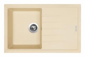 Granitový dřez Sinks BEST 780 Sahara ACRBE78050050