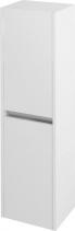 Sapho NIRONA skříňka vysoká 35x140x30cm, 2x dvířka, levá/pravá, bílá NR350
