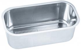 Sinks cedník - nerez SD221