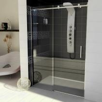 Gelco DRAGON sprchové dveře 1600mm, čiré sklo GD4616