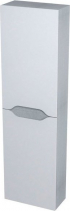 Sapho WAVE skříňka vysoká 40x140x20cm, levá/pravá, bílá/dub stříbrný WA250LP
