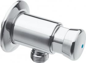 Silfra QUIK samouzavírací nástěnný ventil pro urinál, chrom QK10051