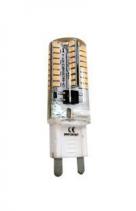 Sapho Led LED žárovka 3W, G9, 230V, teplá bílá, 200lm LDB825