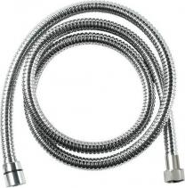 Sapho POWERFLEX opletená sprchová hadice, 200cm, chrom FLEX200
