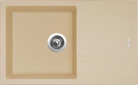 Granitový dřez Sinks LINEA 780 N Sahara SIGLI780480N50