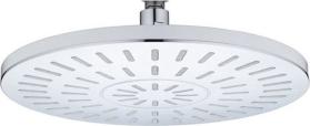 Mereo Talířová sprcha horní ø 235 mm s kloubem, pochromovaný plast CB485A