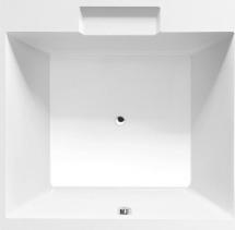 Polysan CAME čtvercová vana s konstrukcí 175x175x50cm, bílá 23611