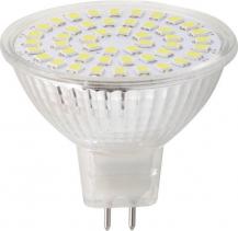 Sapho Led LED bodová žárovka 5W, MR16, 12V, denní bílá, 400lm LDP304