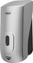 Aqualine Dávkovač tekutého mýdla nástěnný, ABS šedá, 1000 ml 1319-78