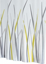 Ridder GRAS sprchový závěs 180x200cm, polyester 42385