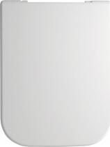 GSI TRACCIA WC sedátko Soft Close, duroplast, bílá MS69CN11