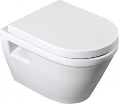 Aqualine IDEA WC závěsné 35, 5x52cm 71125363