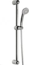 Aqualine PIANI sprchová souprava, posuvný držák, chrom 11442