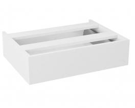 Sapho AVICE 1x zásuvka závěsná 60x15x48cm, bílá (AV060) AV060-3030