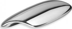 Sapho Výtoková hubice na okraj vany, šířka 160mm, chrom BD30051