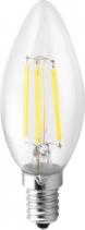 Sapho Led LED žárovka Filament 4W, E14, 230V, denní bílá, 360Lm LDF144