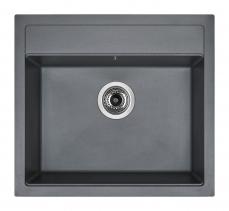 Granitový dřez Sinks SOLO 560 Titanium ACRSO56051072
