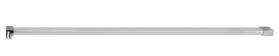Polysan Vzpěra k MS kolmá, 1200 mm, chrom MSBR1
