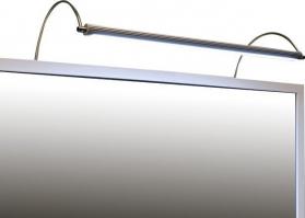 Sapho FROMT LED nástěnné svítidlo 102cm 15W, hliník ED899