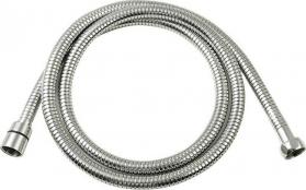 Sapho LUX opletená sprchová hadice, roztažitelná 150-180cm, chrom FSACC293