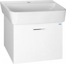 Aqualine ZOJA umyvadlová skříňka šuplíková 46, 5x44x35, 6 cm, bílá 56376
