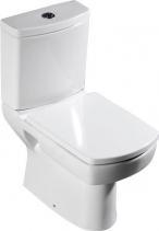 Kale Kombi WC Basic, spodní/zadní odpad WCset03-Basic