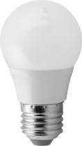 Sapho Led LED žárovka 5W, E27, 230V, teplá bílá, 380lm LDB155