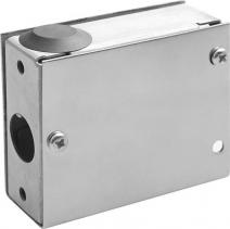 Sapho Adaptér pro přímé napojení kabelu do zdi, pro hranaté profily ER200